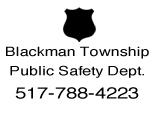 Blackman Township Public Safety